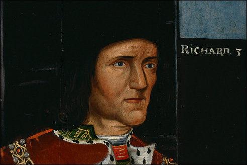 Koning Richard III van Engeland