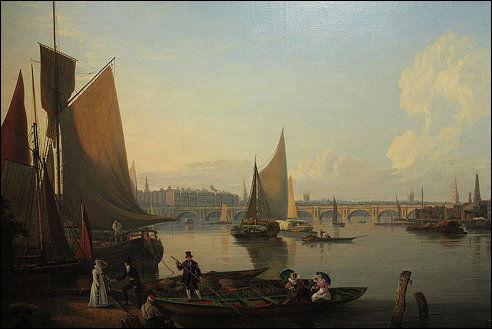 Waterloo Bridge van Deane