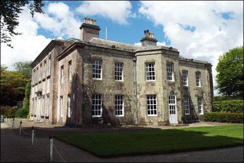 Trewithen House