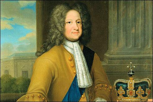 Koning George I van Engeland