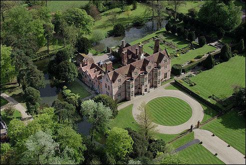 Moyns Park in Essex