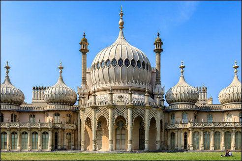 Royal Pavilion in Brighton