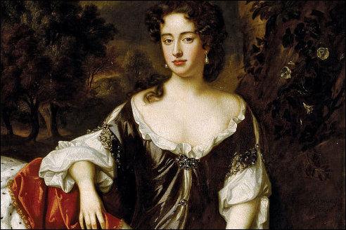 Koningin Anna van Engeland