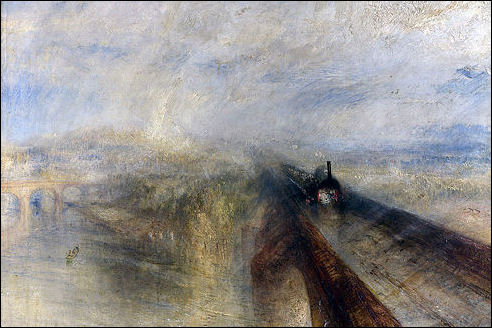 William Turner: Rain, Steam and Speed