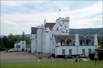 Blair Castle in Blair Atholl