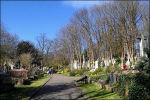 Highgate Cemetery Londen