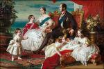 Overlijden prins Albert in 1861
