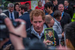 Prins Harry en de pers