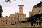 Osborne House op het eiland Wight
