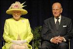 Elizabeth en Philip