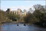 Barnard Castle in Durham